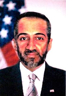 Tom Osman aka Osama Bin laden CIA photo