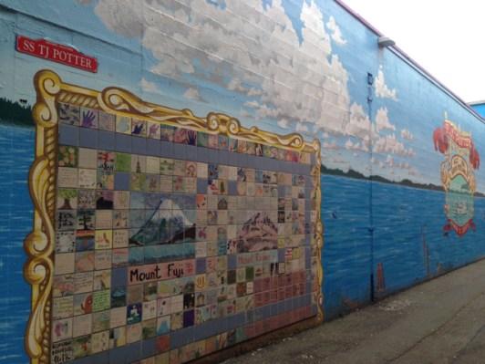 Street Art Olympia