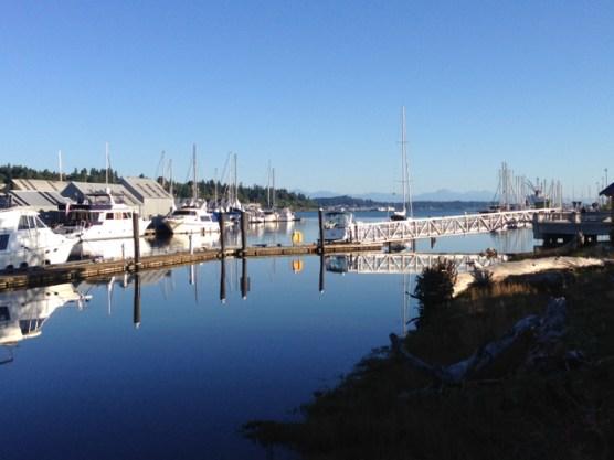 Olympia Harbor