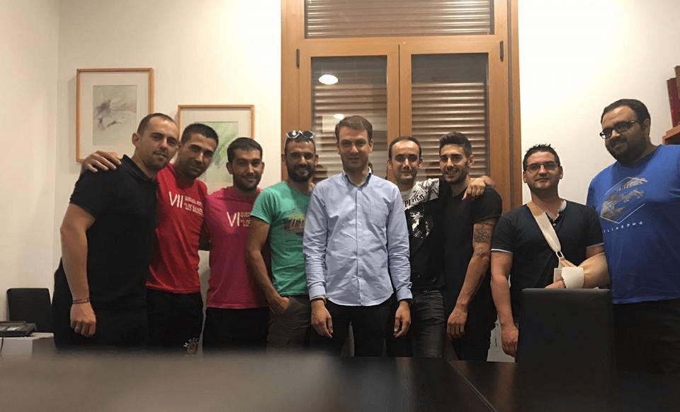 Reunión Concentración de motos Jaraíz a dos Ruedas 2017
