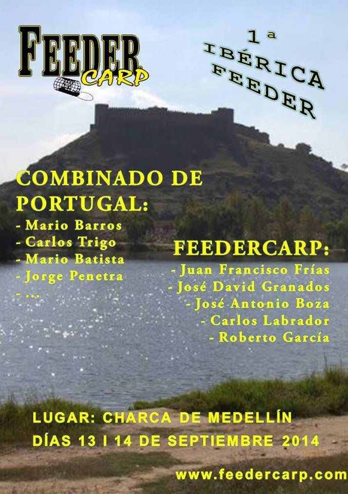 1ª Copa Ibérica de Feeder los días 13 y 14 de Septiembre