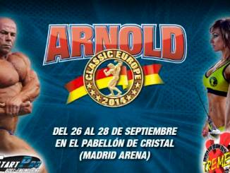 """Roberto Castellano y Álvaro Hernández competirán en """"El Arnold Classic"""""""