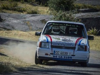 Diego Rodriguez Rally team