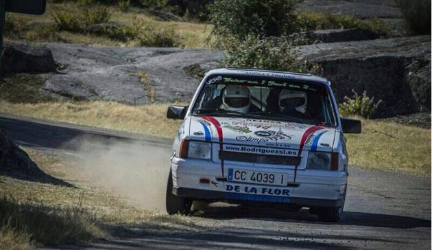 Diego Rodriguez Rally team