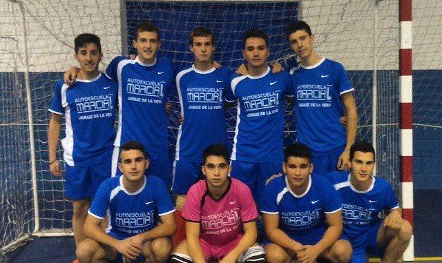 Equipo de Fútbol-Sala Autoescuela Marcial