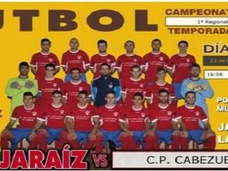C.F. Jaraíz vs C.P. Cabezuela