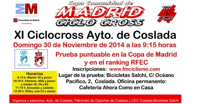 Ciclo Cross - Coslada