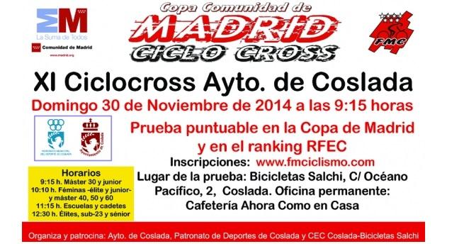 Ciclo Cross - Coslada