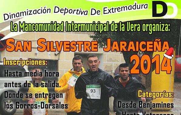 San Silvestre - Jaraíz de la Vera 2014