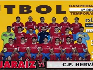 C.F. Jaraíz vs C.P. Hervas