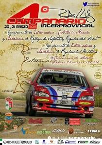 IV Rallye Campanario Interprovincial 2015