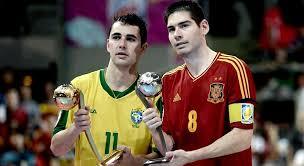 Kike Boned con la selección española