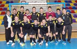 La UEx organizará el CEU de Fútbol y Futsal