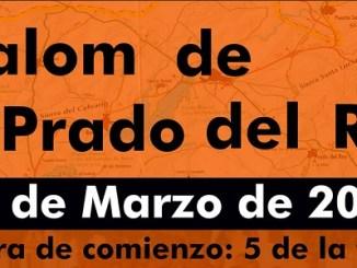 Slalom de Prado del Rey
