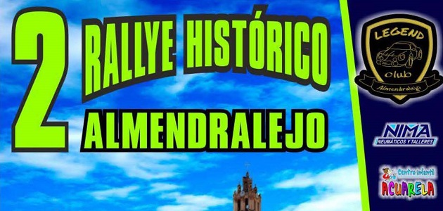 II Rallye Histórico de Almendralejo