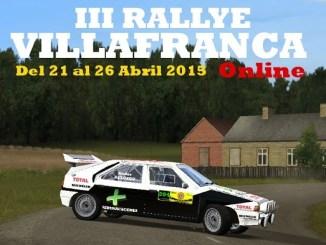 III Rallye de Villafranca