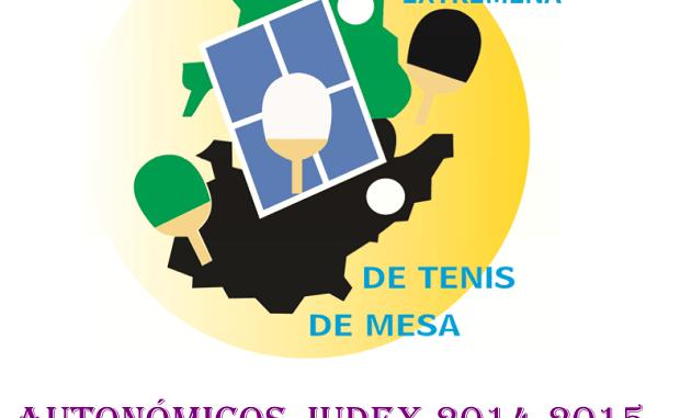 Resumen de las IV Olimpiadas Escolares Cáceres 2015 - Tenis de Mesa