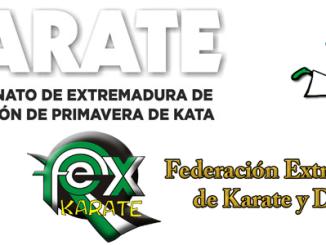 Campeonato de Extremadura de Promocion Primavera de Kata