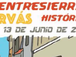 III Rally Entresierras Histórico. Con un recorrido de más de 450 kilómetros, entre las provincias de Cáceres y Salamanca.