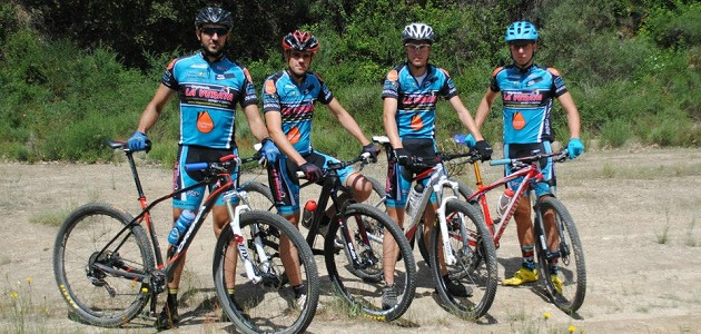 Equipo Imprenta La Verata Bike Team​