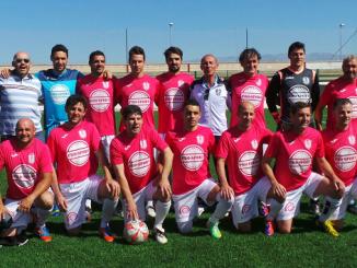 Pro-Sport Talayuela campeón de la Copa de Veteranos 2015