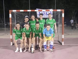 PubliJaime de Jaraíz de la Vera, Campeones de las 24 horas Fútbol Sala de Santa María de las Lomas