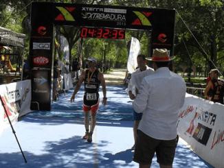 "Iván Sánchez ""finisher"" del Campeonato de España de Triatlón Xterra"
