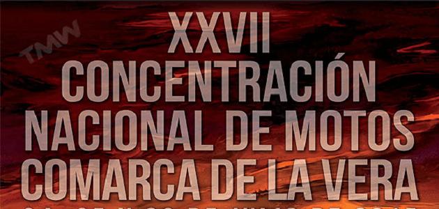 XXVII Concentración Nacional de Motos Comarca de la Vera