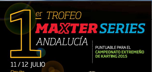 I Trofeo Maxter Series Andalucía de Karting