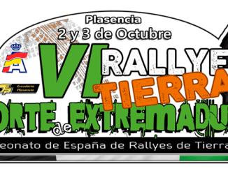 VI Rallye de Tierra Norte de Extremadura