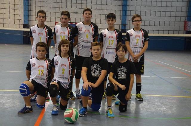 Equipo Infantil Masculino C.V. Jaraíz