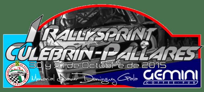 I RallySprint Culebrín-Pallares