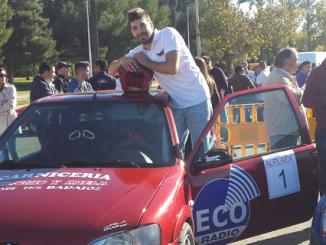 Jonathan Vázquez - VII Slalom Ciudad de Mérida
