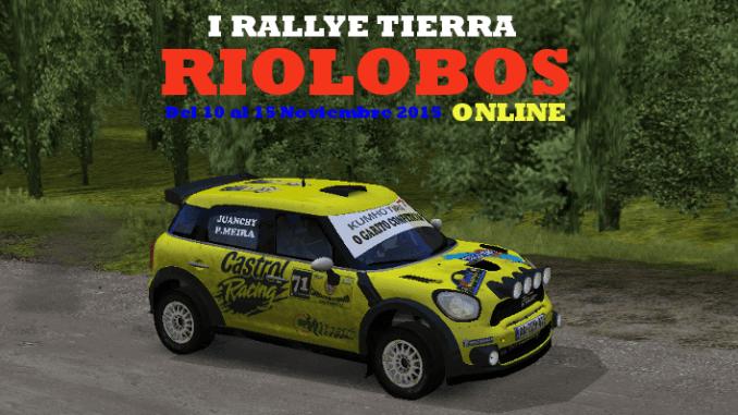 I Rallye de Tierra Riolobos Online