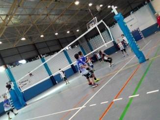 Tercera Jornada de los equipos jaraiceños de Voleibol