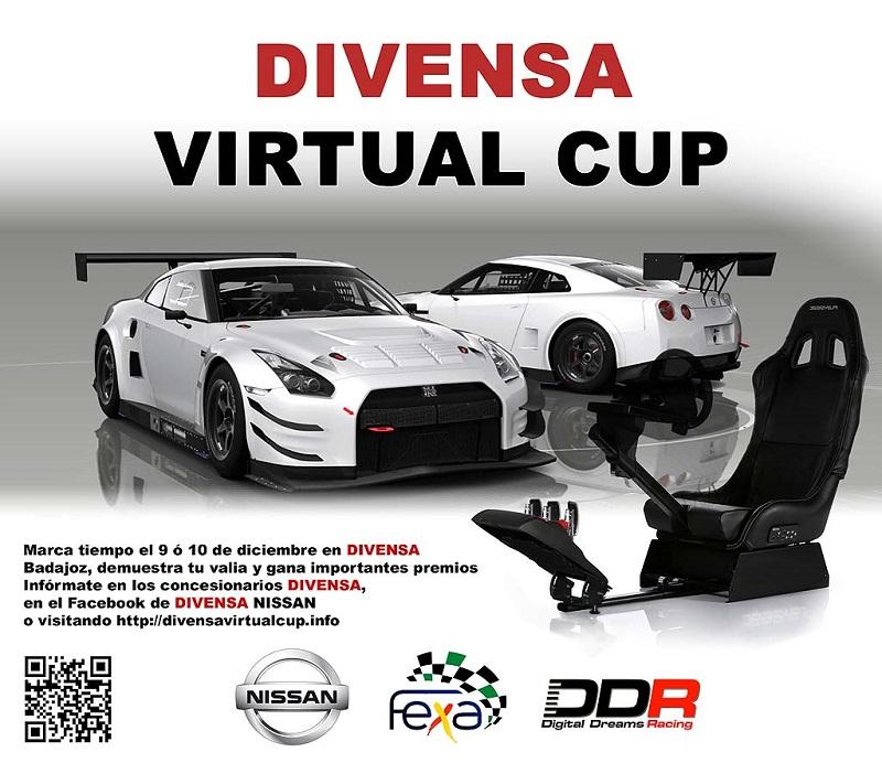 Anunciada la II Divensa Virtual Cup