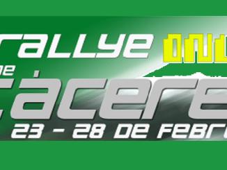 II Rallye Ciudad de Cáceres Online