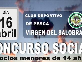 Concurso Social Club Deportivo de Pesca Virgen del Salobrar en Jaraíz de la Vera