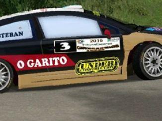 Comesaña gana el II Rallye Ciudad de Cáceres Online