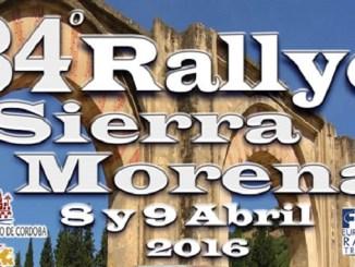 Tres vehículos extremeños en el 34º Rallye Internacional Sierra Morena en Córdoba