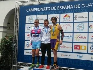 Plata en el Campeonato de España para Toni Franco | Patrocina un Deportista