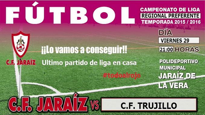 C.F. Jaraíz vs C.F. Trujillo
