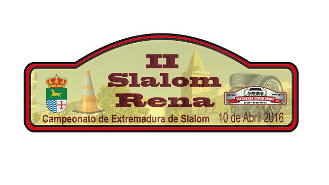 II Slalom de Rena el 10 de abril
