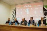 Presentada la Fase Final de la Copa Coca-Cola