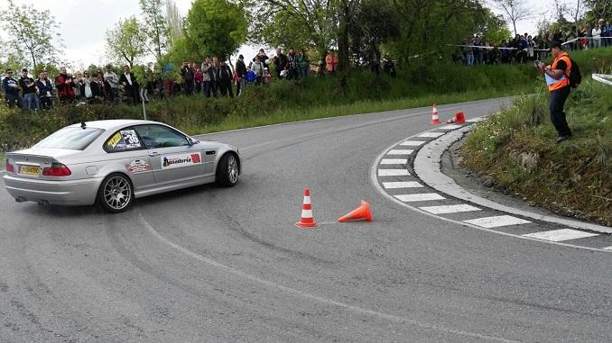 Las circunstancias adversas apartan a Caballero del título en el II Slalom Navas de Riofrío en Segovia