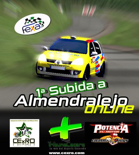 I Subida a Almendralejo Online