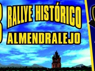 III Rallye Histórico de Almendralejo