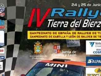Presencia extremeña en el Rallye de Tierra del Bierzo