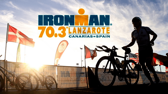 Ironman 70.3 | Lanzarote 2016
