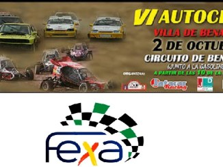 VI Autocross Villa de Benamejí